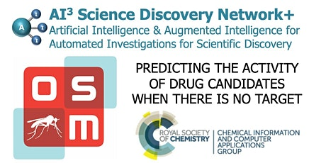 AI and ML in Drug Discovery: Predicting Bioactive Molecules when there is No Target tickets