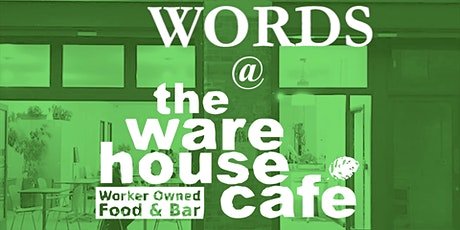 Words @ the Warehouse tickets