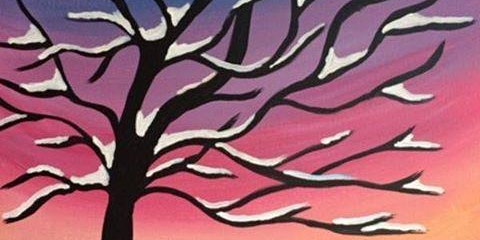 Paint Night Fundraiser at Cheshire High School