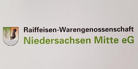 Ackerbautagung Raiffeisen Mitte in Bücken Tickets