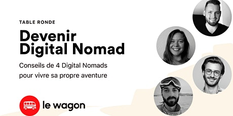Table ronde : comment devenir digital nomad ? billets
