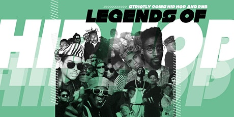 Legends of Hip Hop Party im Yaam Tickets