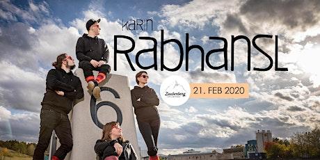 Karin Rabhansl | Liederbayern strikes back! Tickets