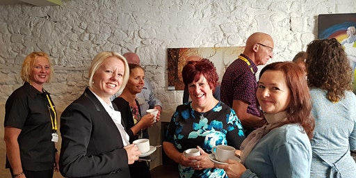 Chudleigh G12 Business Networking February