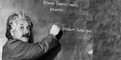 Improv 101 Student Showcase tickets