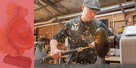 Cardiff Store - Woodturning With Martin Saban-Smith tickets