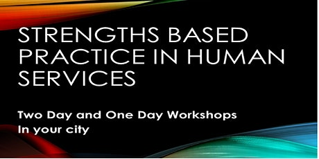 Strengths Based Practice : Workshop tickets