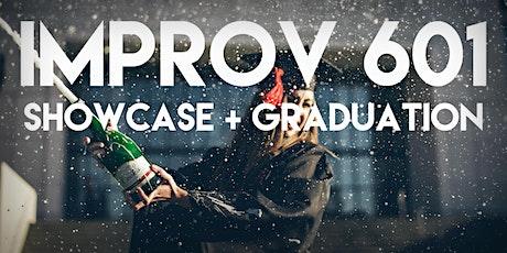 Improv 601: Student Showcase and Graduation tickets