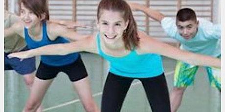 Teen Yoga Classes - 5 week term tickets