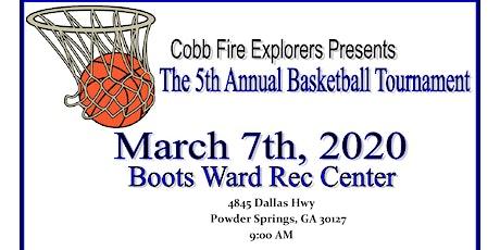5th Annual Cobb Fire Basketball Tournament tickets
