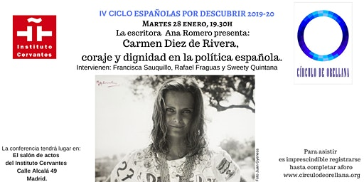 CARMEN DIEZ DE RIVERA.