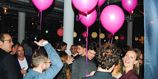 Amsterdam Tech Drinks: New Year Edition