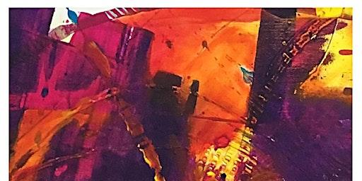 Kopie von Intuitives & experimentelles Malen – Workshop B