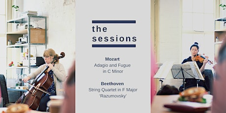 Breakfast Session: Mozart & Beethoven tickets