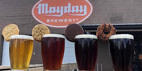 Cookie & Beer Pairing tickets