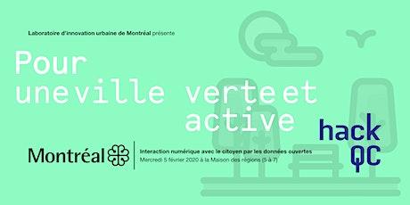 Les données ouvertes au service de l'interaction numérique avec le citoyen billets