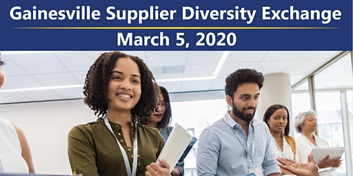 2020 Gainesville Supplier Diversity Exchange