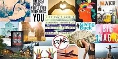 Entering The New Year With 20/20 Vision: A Vision Board Workshop
