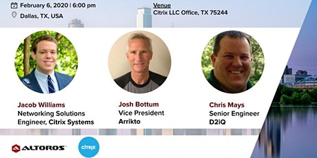 Cloud-Native and Kubernetes meetup in Dallas tickets