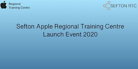 Sefton Apple Regional Training Centre Launch Event 2020 tickets