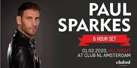 Floorplay w/ Paul Sparkes - All Night Long tickets