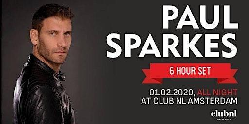 Floorplay w/ Paul Sparkes - All Night Long