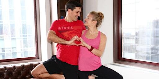 2020 Valentine Partner Yoga: share the love!