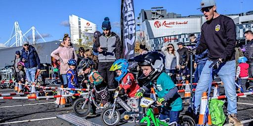 The Balance Bike Cup at the London Bike Show
