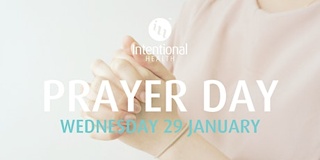 Intentional Health Wholehearted Prayer Day tickets