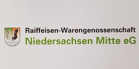 Ackerbautagung Raiffeisen Mitte in Steimbke Tickets