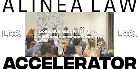 LDC Accelerator: Doing business with Europe, A Fashion Industry Guide tickets