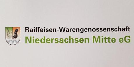 Ackerbautagung Raiffeisen Mitte in Steyerberg Tickets