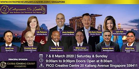 Public Speaking Workshop 7 & 8 March 2020 Morning tickets