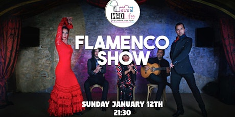 Welcome Flamenco Show ONLY 15€! tickets