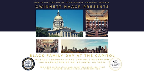 Black Family Day at the Capitol tickets