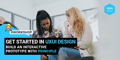 Get started in UXUI Design: Build an Interactive Prototype with Principle tickets