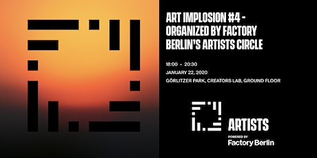 Art Implosion Tickets