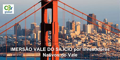 IMERSÃO VALE DO SILÍCIO por Nativos - Edição Especial TechCrunch tickets