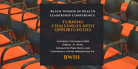 BWIH LEADERSHIP CONFERENCE 2020 tickets