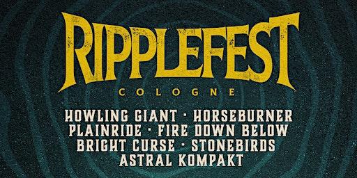Ripplefest Cologne 2020