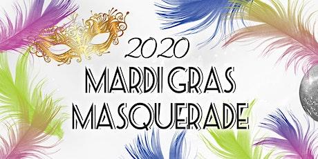 Mardi Gras Masquerade Gala tickets