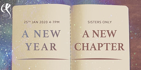 A New Year, A New Chapter tickets
