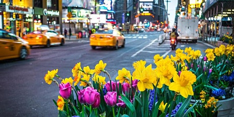 NEW YORK CITY in Spring tickets