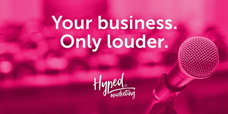Marketing in 2020: Your business. Only louder. tickets