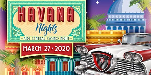 Kids Central Casino Royale: Havana Nights