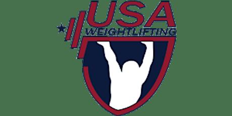 2020 Testify Leprechaun Lift-off Weightlifting Meet tickets