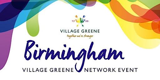 Village Greene Network Event