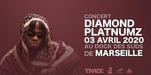 DIAMOND PLATNUMZ | 03/04/2020 AU DOCK-DES-SUD MARSEILLE