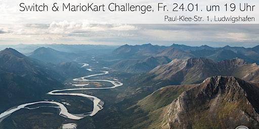HQ: Switch & MarioKart Challenge