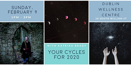 Your Cycles for 2020 tickets